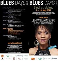 BLUES DAYS 2017@VIPITENO-STERZING