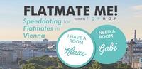 Flatmate Me - Finde deine Mitbewohner!@Bitter Mendez