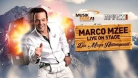 MARCO MZEE live – die Mega Hüttengaudi@Musikpark-A1