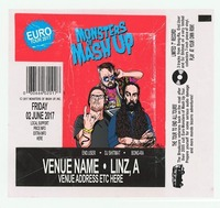 ↠Junglistic↞ w// Monsters of Mash Up EU-Tour@Club Spielplatz