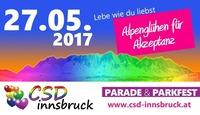 CSD Innsbruck 2017 - Parkfest@Rapoldipark - Stadtpark Rapoldi