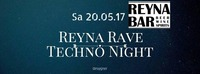 Reyna Rave - Techno Night