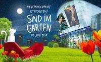 Sind im Garten@Festspielhaus St. Pölten