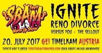 SBÄM Fest Warm Up Show w/ Ignite, Reno Divorce, Versus You, …@GEI Musikclub