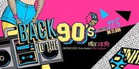 Back to the 90's @Q[kju:] Bar