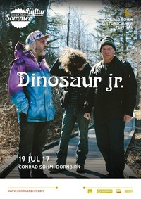 Dinosaur jr. / 19 JUL 17 / 6. Kultursommer-Festival@Conrad Sohm