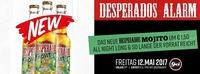Desperados Mojito Alarm im GEI Musikclub, Timelkam@GEI Musikclub
