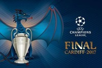 Uefa Champions League Finale @kvroeda@KV Röda