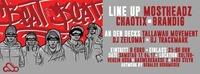 BEAT the BEAT feat. Mostheadz, Chaotix & Brandig@KV Röda