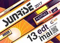 Sunrise 2017@Stockschützenhalle