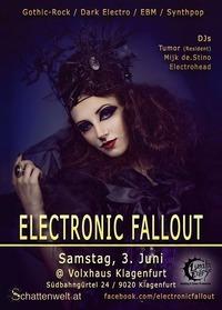 Electronic Fallout@VolXhaus - Klagenfurt