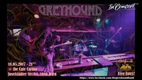 Greyhound - Live at the Café Carina@Café Carina