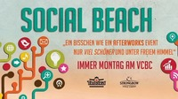 Social Beach - Montag - VCBC@Vienna City Beach Club