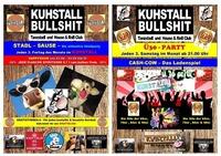 3. Party-Wochenende im Mai im Kuhstall-Bullshit@Kuhstall
