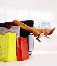 Wer glaubt Glück kann man nicht kaufen, hat noch nie was von Shoppen gehört!