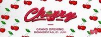 CHERRY // Das Opening // U4@U4