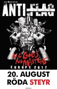 Anti-Flag | Steyr@KV Röda