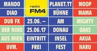 FM4/Planet-tt-Bühne am Donauinselfest@Gasometer - planet.tt
