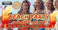 Beach Party!@Partymaus