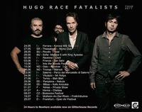 Hugo Race Fatalists@Chelsea Musicplace