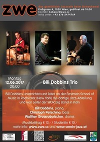 Bill Dobbins Trio@ZWE