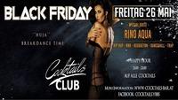 Black Friday @Cocktails