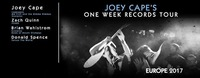 Joey Cape's One Week Records Tour 2017 (us)@Arena Wien