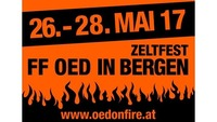 Zeltfest Oedonfire 2017@Oed on Fire