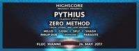 Highscore Friday w/ Pythius & Zero Method@Fluc / Fluc Wanne