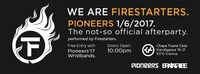 Pioneers - The not-so official afterparty@Chaya Fuera