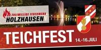 Teichfest Holzhausen 2017@Pfarrerteich