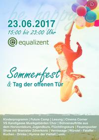 equalizent Sommerfest 2017@equalizent Schulungs- und Beratungs GmbH