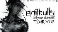 Emil Bulls · Salzburg · Kill Your Demons Tour 2017@Rockhouse