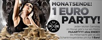 Monatsende 1€ PARTY