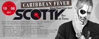 Caribbean Fever – DJ Scotty live on Turns