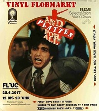 And Platten for All - Vinyl Flohmarkt im fluc@Fluc / Fluc Wanne