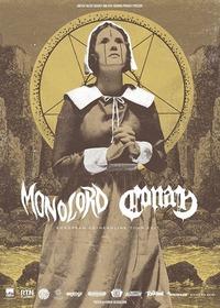 Conan & Monolord@dasBACH