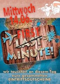 Last Minute@Mausefalle Lienz