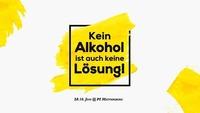 Kein Alkohol ist auch keine Lösung // Gratis Schankmixer@Disco P2
