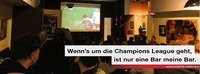 Das Champions League Finale live in der academy!@academy Cafe-Bar