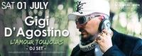 GIGI D'Agostino | 01.07. | Bollwerk Wien@Bollwerk