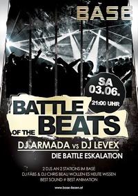 Battle of the Beats - Die Battle Sensation!@BASE
