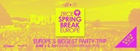 SPRING BREAK EUROPE@Zrce Festival Beach