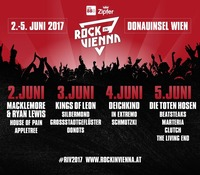 Rock In Vienna 2017@Donauinsel