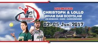 Finkstonball XX - Baseball & Softball Turnier 2017@Athletics Ballpark