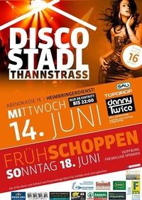 Discostadl Thannstraß 2017@Discostadl Thannstraß