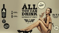 All you can Drink@Club Blue