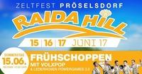 RAIDA HILL 2017 - Frühschoppen
