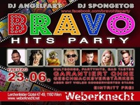 BRAVO Hits Party at Weberknecht // 23.06.2017@Weberknecht
