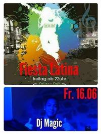 Fiesta Latina mit Dj Magic im Smaragd@Smaragd